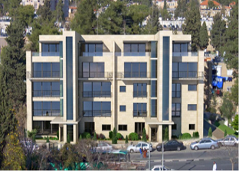 בן זכאי 6 ירושלים- הדמיה